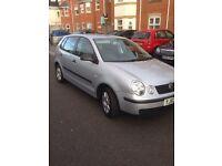 VW polo 1.4 Twist 11month Mot £995