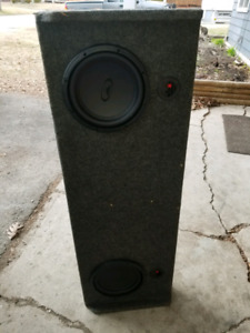 "box for 2 10"" subs"