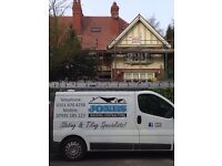 Jones roofing contractors re roofs slate and tile,fascias and soffits,lead work,pointing,guttering