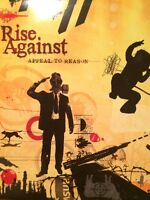 """Rise Against """"Appeal To Reason"""" on Vinyl!"""