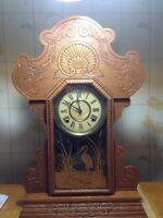 Sessions No.32 Gingerbread Clock