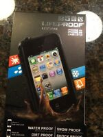 Life Proof iPhone 4s case NEW