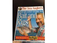 Sea fishing book
