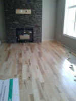 Laminate flooring and tile