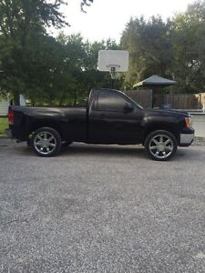 2007 GMC Sierra 1500 rwd best offer