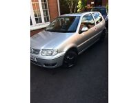 CHEAP LITTLE VW POLO 9 MONTHS MOT PART EX CAR OR BIKE CONCIDERED