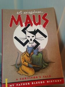 Maus I My Father Bleeds History by Art Spiegelman