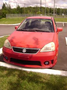 2005 Suzuki Aerio Familiale