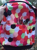 Adorable Colorful Backpack