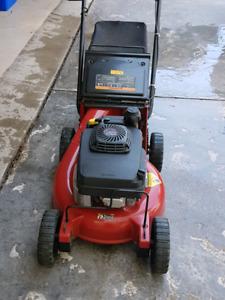 "Exmark 21"" Commercial Mower S Series"