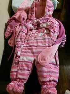 Manteaux d'hiver bébé fille