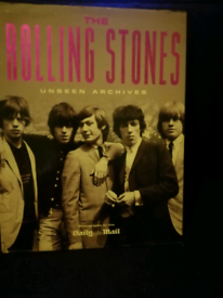 Rolling stones book