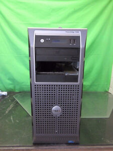 Dell PowerEdge T310 Tower - Intel Xeon X3323 QC @ 2.50GHz GB DDr