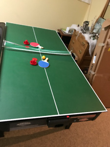 FOR SALE - AIR HOCKEY - PING PONG TABLE
