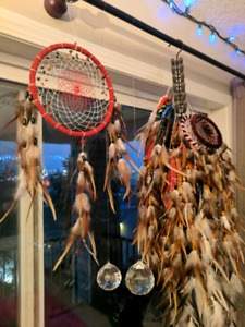 Hand Made Dream Catchers