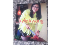 Kylie Kwong - Heart and Soul (Chinese recipe books)