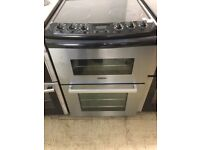 Tricity Bendix Stainless Steel Electric Cooker 60cm Wide