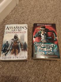 2 random books