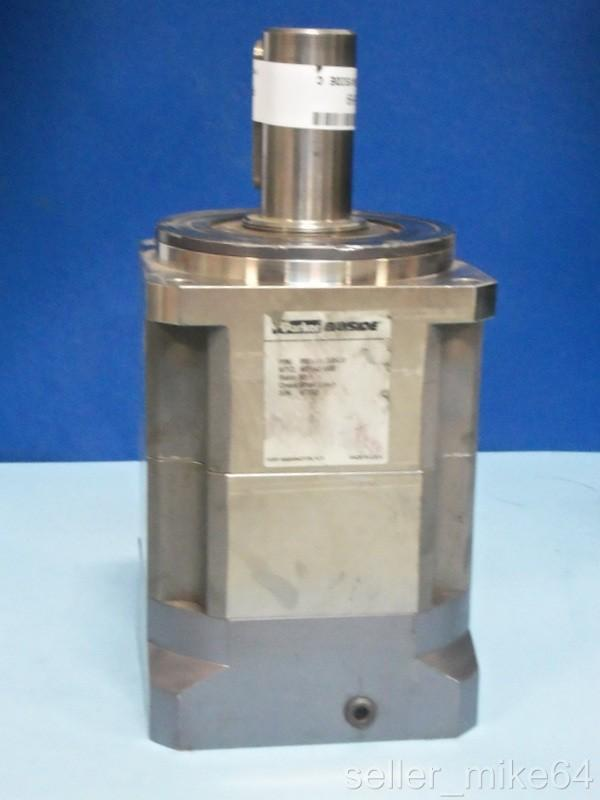 """PARKER PS142-050-LD 50:1 RATIO APPROX 1 1/2"""" SHAFT GEARHEAD, NEW *PZF*"""