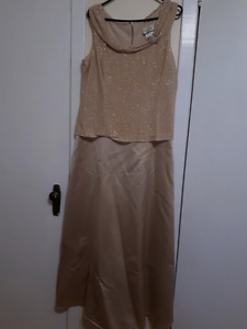 Dress size 18 puo woren once