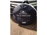 Sunn camp inner tent annex