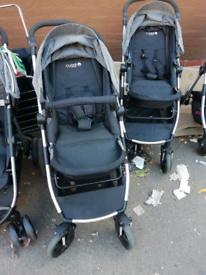 Pram. Pushchair. Strollers. Buggy only £50 each