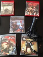 Great PS3 games for sale!