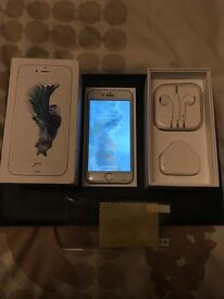 iPhone 6s Silver 16gb - Factory Unlocked