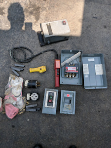Electrical Parts - Switches - etc.