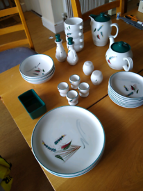 Debby Greenwheat pottery