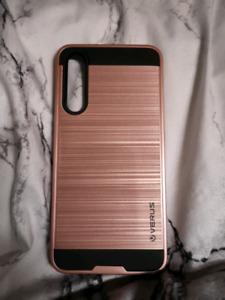 Huawei P20 PRO rose gold case