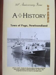A HISTORY, TOWN OF FOGO, NL (Signed)