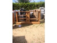 Solid wood to unit need gone