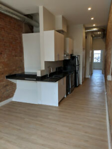 AVAILABLE NOW-TRUE LOFT downtown-A.C-S.S-DISHWASHER- LAUNDRY