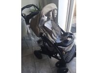 Graco Tour Deluxe travel system