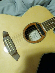 Electro-acoustic Ibanez in excellent condition. Kitchener / Waterloo Kitchener Area image 3