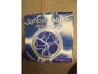 Lighting plate