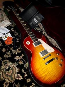 Gibson lespaul custom  r9