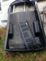 Box Liner and Gate Cover 1997 Chevy S10