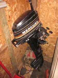 Moteur Mercury 4.5 hp