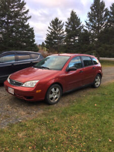 2005 Ford Focus ZX5 SES for sale