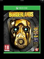 Wanting: Borderlands The Handsome Collection