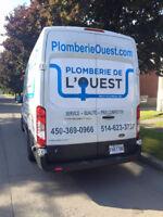 Plomberie de l'Ouest inc. / West Plumbing inc.