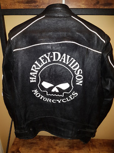 Harley Davidson Willy G Men's Jacket