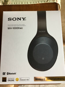 Sony Bluetooth & Noise Canceling Headphones