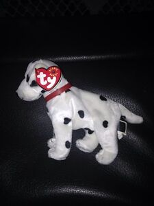 Rescue beanie baby still has tags price firm London Ontario image 1