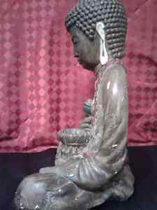 Beautiful Large Antique heavy plaster Sculpture Windsor Region Ontario image 5