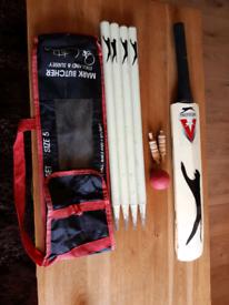 Complete Children's cricket set