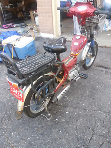 excellent moped