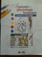 /Soins infirmiers-Anatomie et physiologie cahier